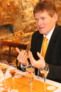 Dominique Demarville, Veuve Clicquot Cellar Master