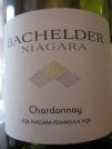 Bachelder Niagara Chardonnay 2009