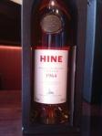 Hine Vintage 1964 Grande Champagne Cognac