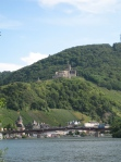 The castle at Bernkastel